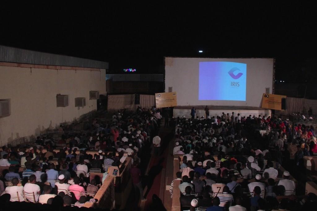 حضور كبير من داخل سينما الزمالك - مدني